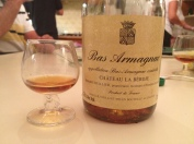 Daily digestif: my introduction and newfound love of Armagnac, thanks to Uncle Edouard!
