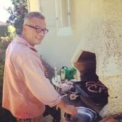 chef de cuisine, uncle Edouard!