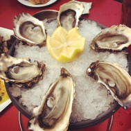 Marennes-Oleron oysters