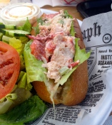 Southold Fish Market Lobster Roll